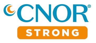 CNOR Strong logo
